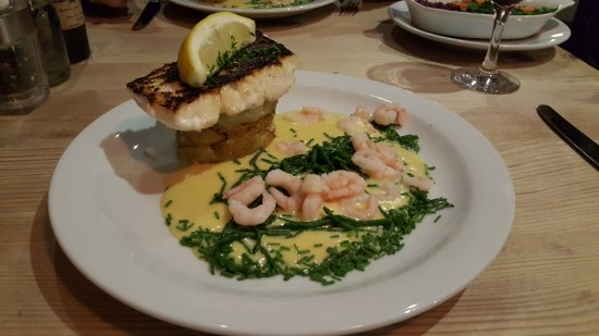Upton Bishop, UK: The Hake - Superb