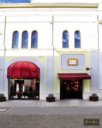 Parque Comercial La Noria Murcia Outlet Shopping  Tienda Bimba y Lola en La  Noria 75de4d33fa045