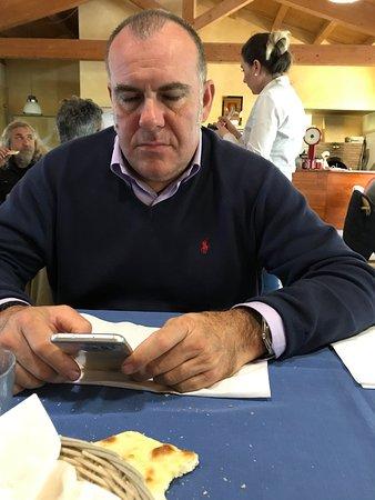 Novafeltria, İtalya: Ottimo pranzo con ottimo amico