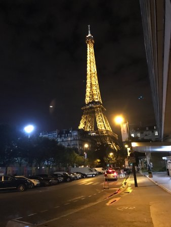 Picture of mercure paris centre eiffel tower for Hotel near the eiffel tower
