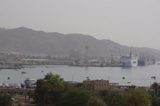 Movenpick Resort & Residences Aqaba: le port