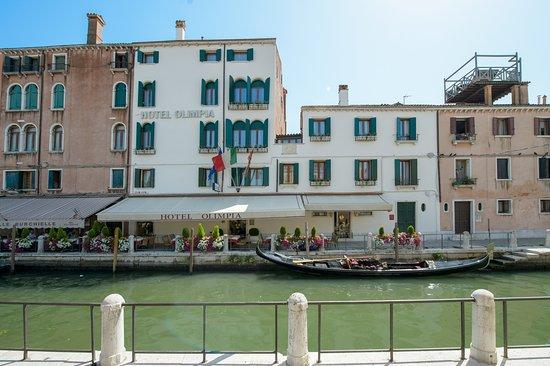 HOTEL OLIMPIA Venice ภาพถ่าย