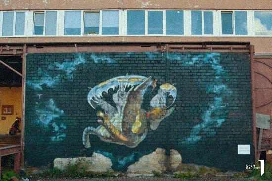 "Open Gallery: KRISTA KURILIONOK-FEIGELOVITZ (LT) ""The Great A'Tuin"""