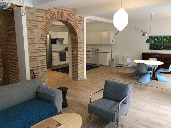 7 hotel particulier agen france voir les tarifs et avis condo tripadvisor. Black Bedroom Furniture Sets. Home Design Ideas