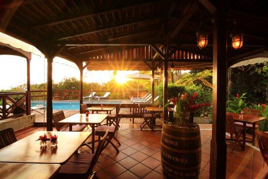 Trois Rivieres, กวาเดอลูป: Restaurant le Panga