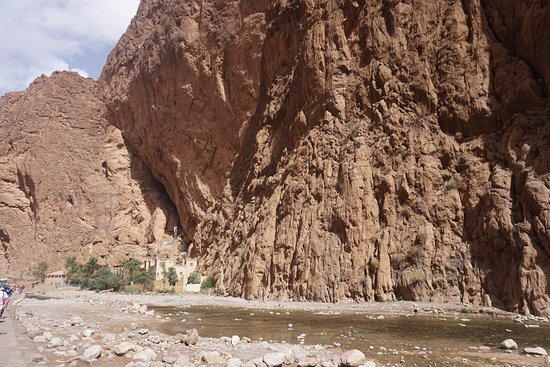Ouarzazate Unlimited Marrakech Day Tours : Todra Gorge