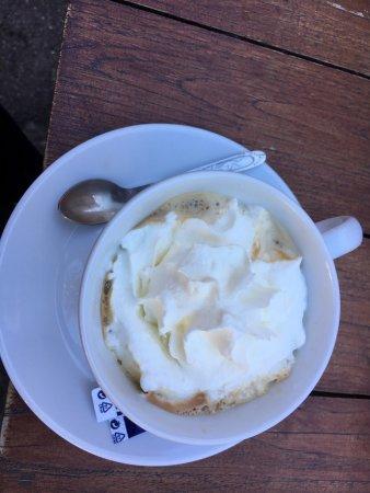 Cafe Castignolles: photo1.jpg