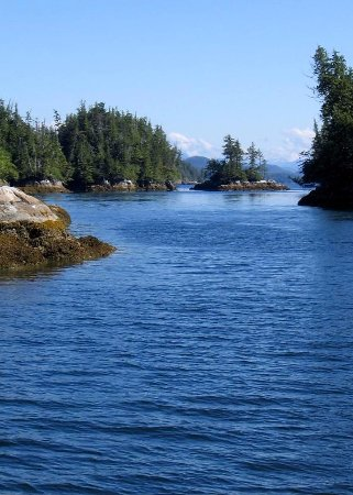 Nanaimo, Canadá: Sailing & cruising around Vancouver Island