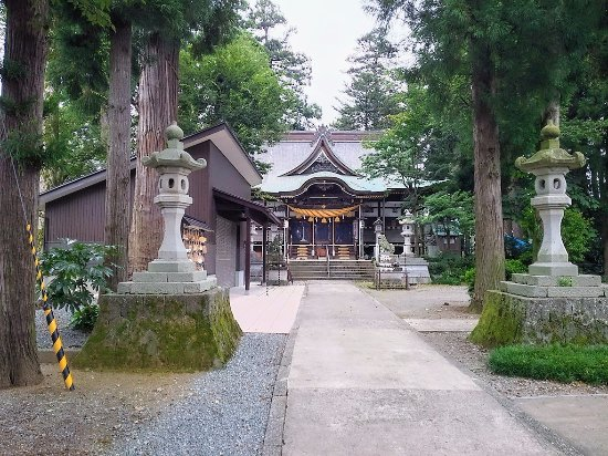 Ono, Japón: 本殿です