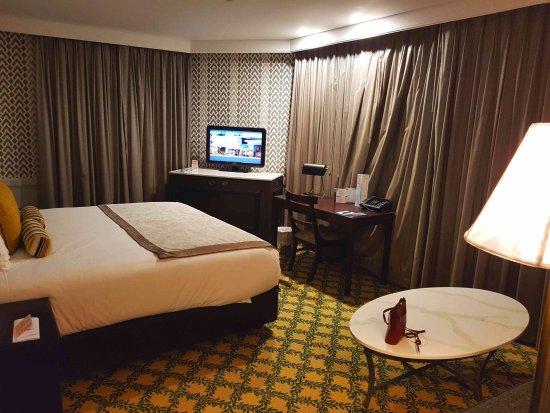 Brisbane Riverview Hotel: Room