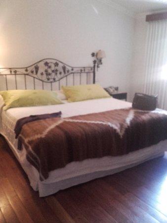 Hotel Asturias: Habitación