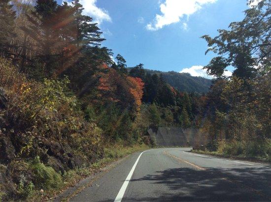 Tochigi Prefecture, Japan: 金精峠
