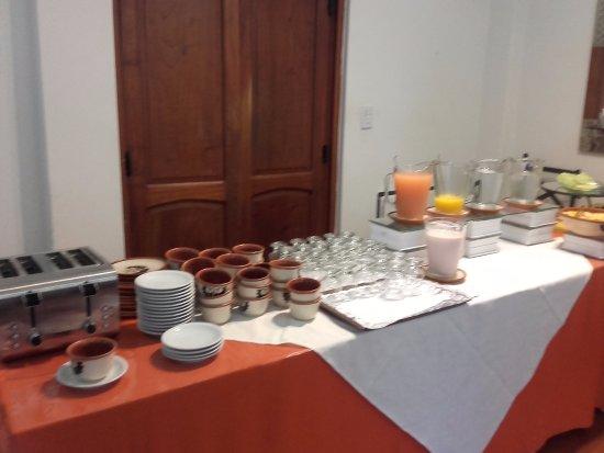 Hotel Asturias: Desayuno