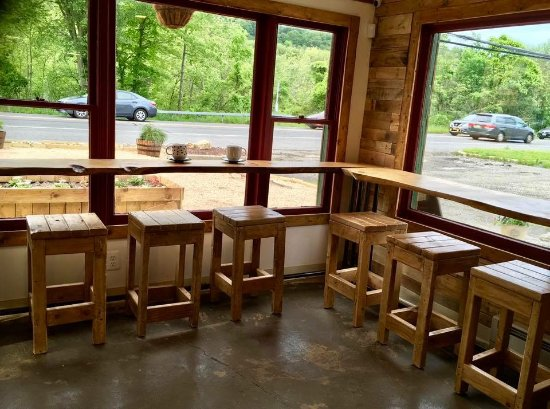 Cortlandt Manor, Estado de Nueva York: Little Cabin Sandwich Shop