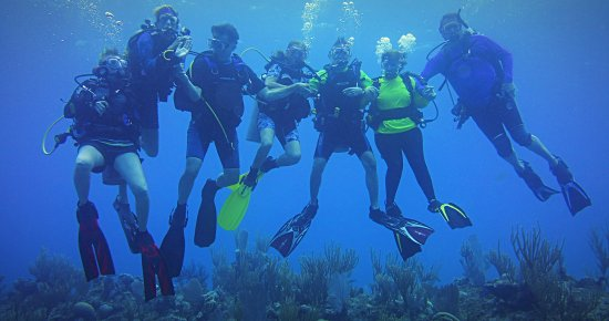 East End, Grand Cayman: Five days of great diving!