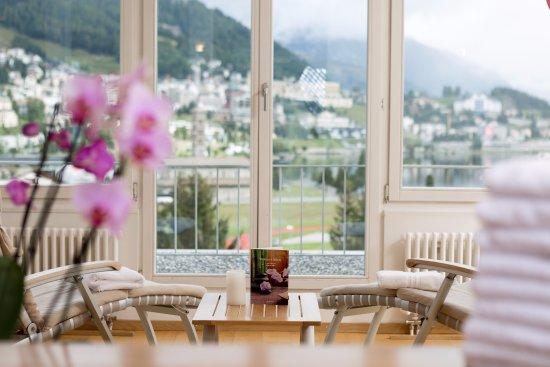 Hotel Laudinella: Wellness