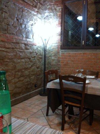 Frattocchie, Italia: interno