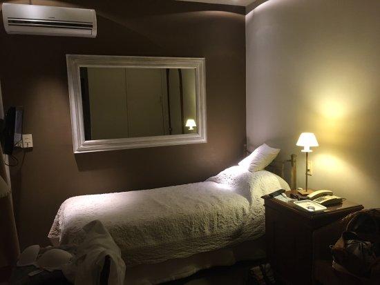 Hotel Casagrande: Habitacion single