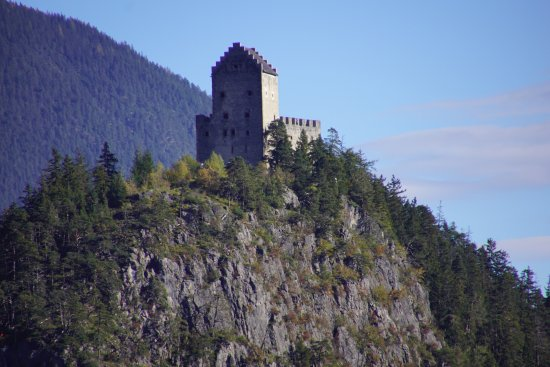 Zams, Austria: Ruine Kronburg
