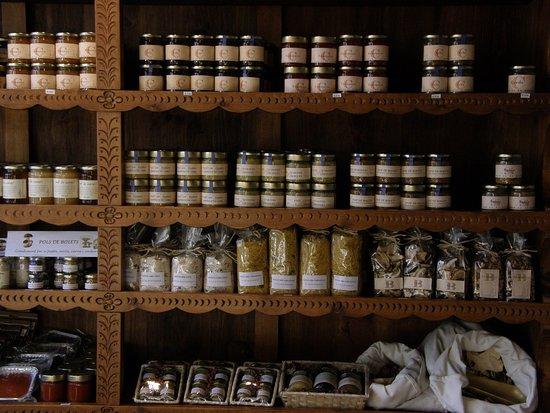 Bellver de Cerdanya, Spanje: conservas artesanas de elaboración própia
