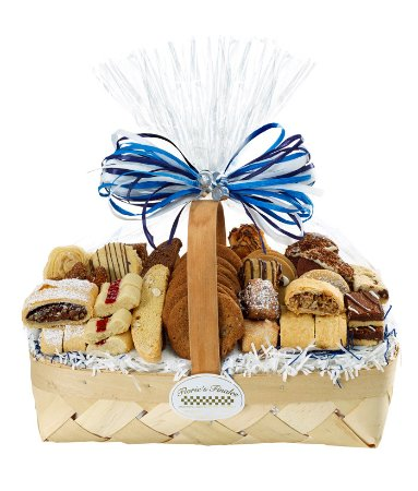 Nesconset, NY: 3 lb all occasions pastry & cookies gift basket. Available in many sizes !