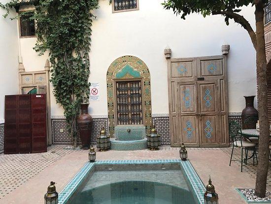 Riad Fleur D Orient Picture Of Riad Fleur D Orient Marrakech