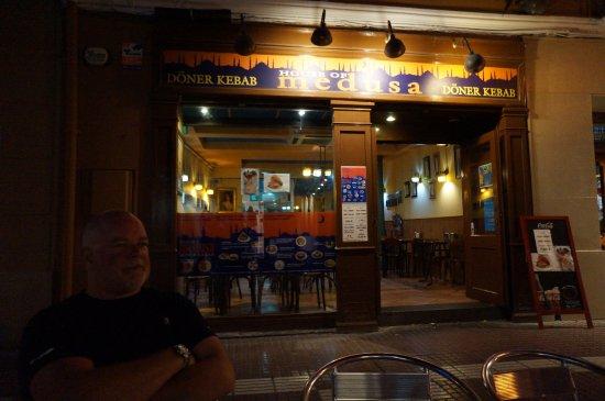 imagen House Of Medusa Doner Kebab en Zaragoza