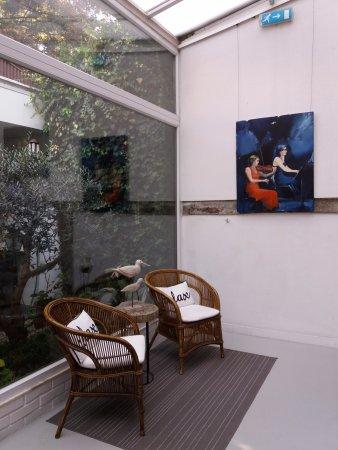 Gallery Hostel Bild