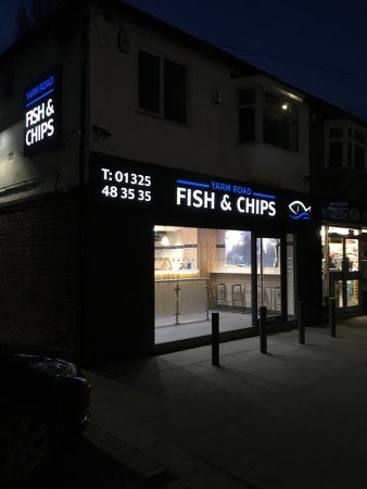 Yarm Road Fish & chips