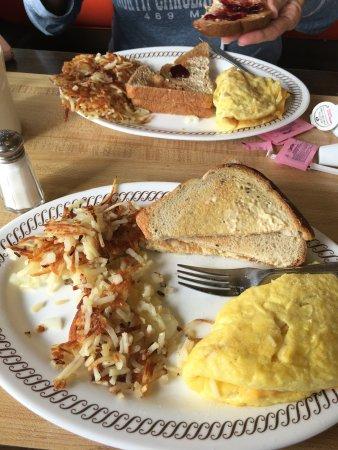 Sunbury, OH: Waffle House #1129