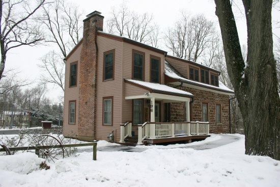 Orangeburg, NY: The DePew House
