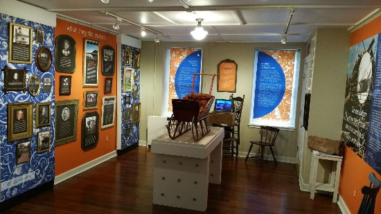 Orangeburg, NY: Past/Foward Exhibit