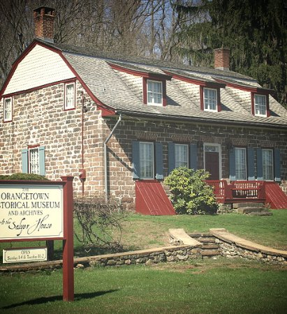 Orangeburg, NY: The Salyer House