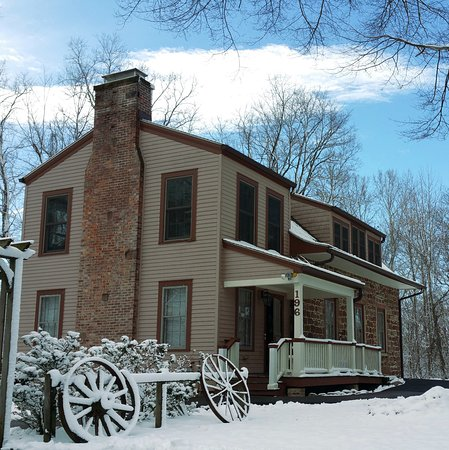 Orangeburg, NY: The DePew House