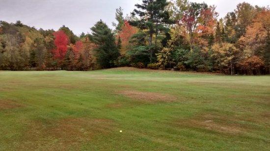 Leeds, Μέιν: Maine in October, so beautiful.
