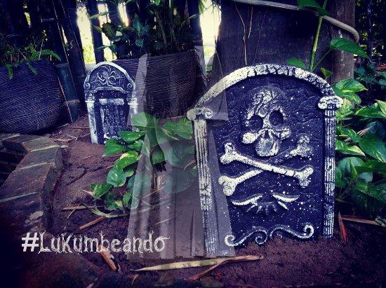 Lukumbe: Halloween en puerto vallarta, restaurant café lukumbé