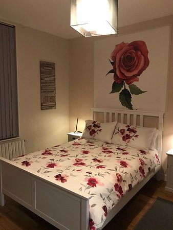 Our Rose room