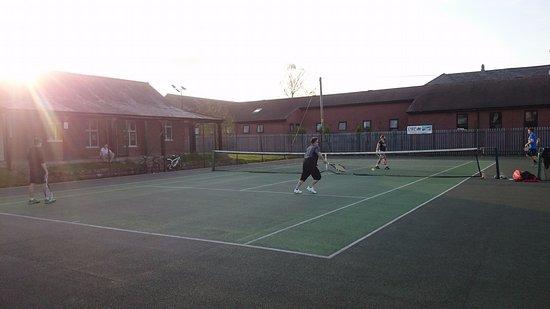 Denbigh, UK: Club Practice