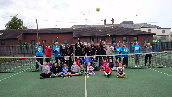 Denbigh, UK: Club Open Day