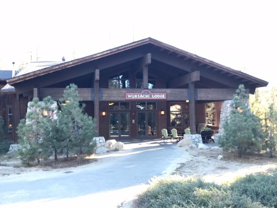 Wuksachi Lodge Image