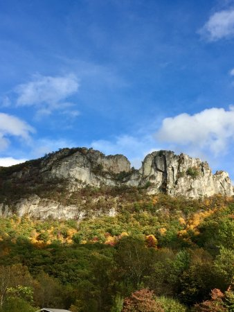Seneca Rocks, Virginia Occidental: photo8.jpg
