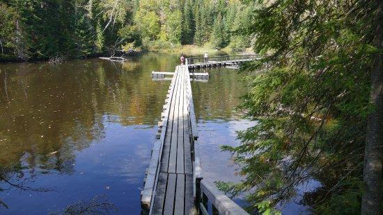Shawinigan, كندا: sur le parcours Mekinac