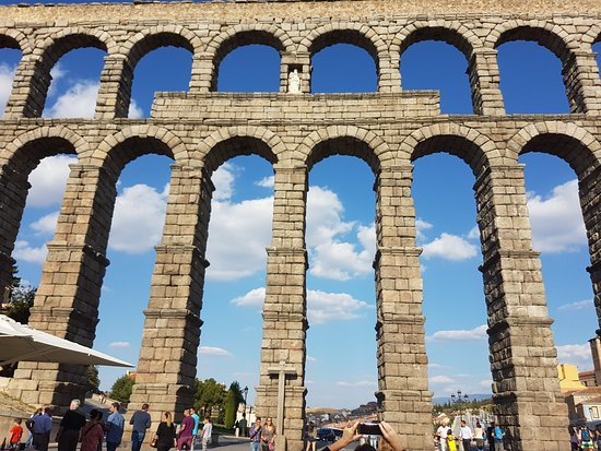 Acueducto de segovia picture of segovia aqueduct segovia tripadvisor - Acueducto de segovia arquitectura ...