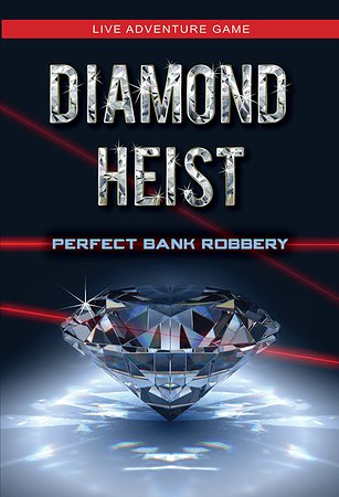 Jupiter, FL: Our Diamond Heist Game