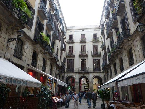 Ciutat Vella: Barcelona Gothic quarter