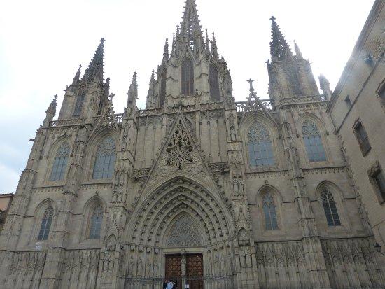 Ciutat Vella: Barcelona Cathedral