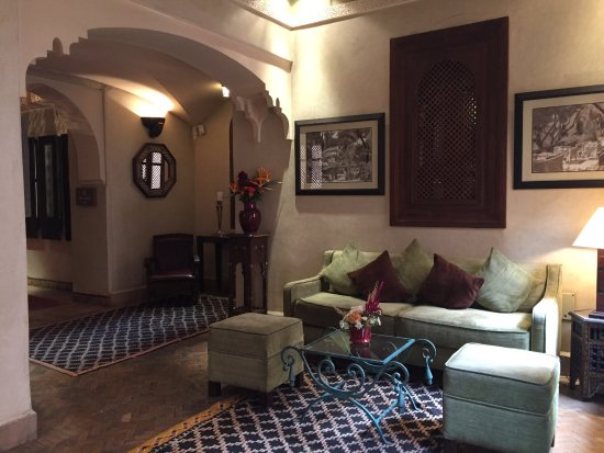 La Maison Arabe: A homely feel with the warm Moroccan hospitality.
