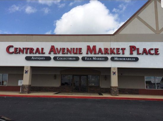 Central Avenue Market Place