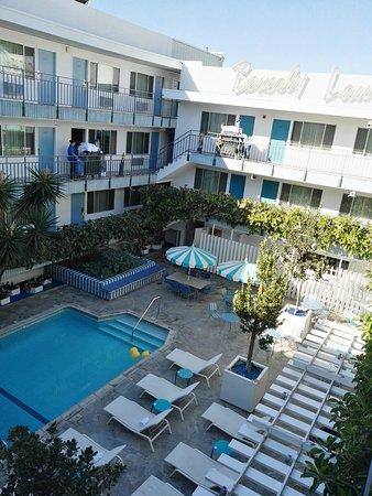 Beverly Laurel Motor Hotel Los Angeles Californien