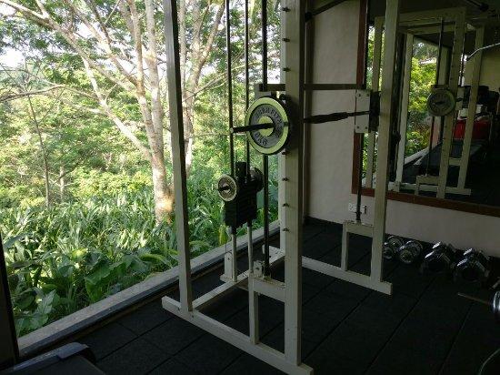 Angulugaha, ศรีลังกา: Gym